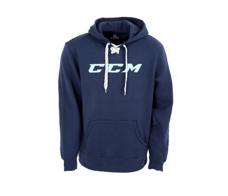 Mikina CCM Logo Hoody - 1