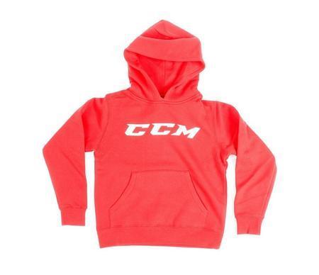 Mikina CCM Logo Hoody - 2